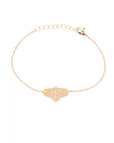 Bracelet Chaîne - Oslo Nude