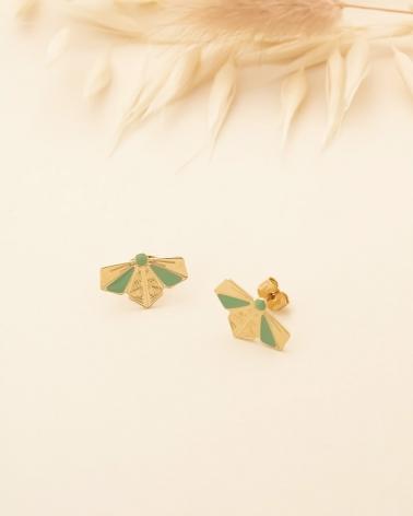 Petites Puces Oslo - Vertes Eucalyptus