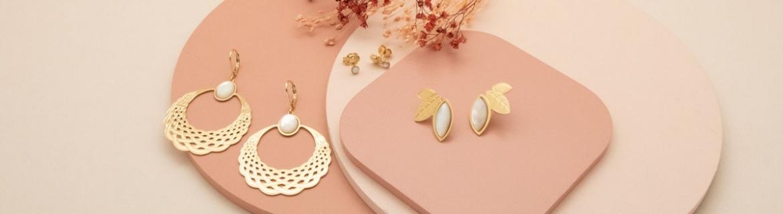 Boucles d'oreilles - AurélieJoliff.com