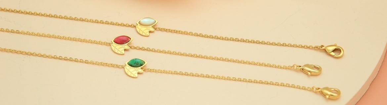 Bracelets chaînes
